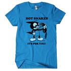 Hotsnakes itsforyoushirt blue