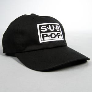 Lowprofile logo black hat profile