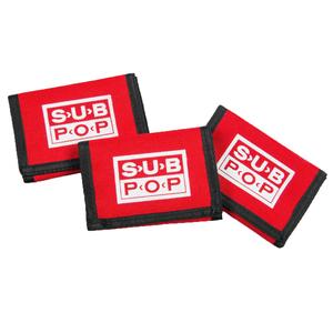 Subpop wallet red 02