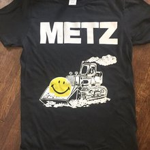 Metz dozer black