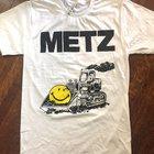 Metz dozer white