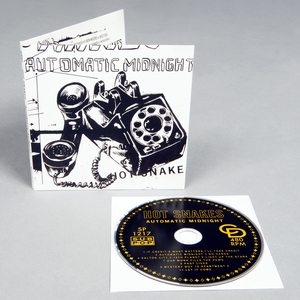 Hotsnakes automaticmidnight cd