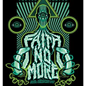 Klausen faithnomore poster