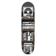 Biebel sub pop deck