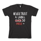 Sp never trust a label mock