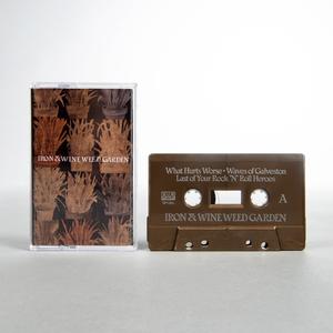 Ironandwine weedgarden cassette