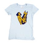 Subpop tshirt womens spf30 rocketgirl