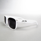 Subpop sunglasses white 01