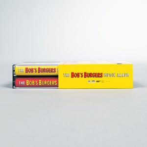 Bobsburgers vol1 cassette 2