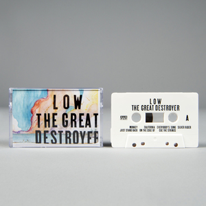 Low thegreatdestroyer cassette square