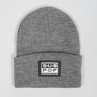 Subpop beanie logo gray 01 1500x1500