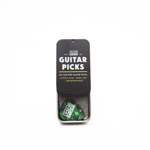 Subpop guitarpicks tin 02