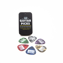 Subpop guitarpicks tin 04