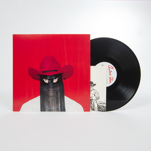Orvillepeck pony lp black 01