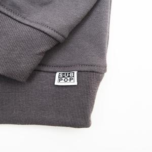 Subpop sweatshirt logo fuzzy 04