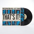 Preservationhalljazzband thatsit lp black 01