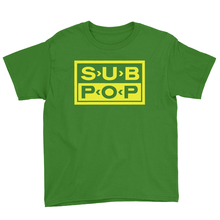Youthlogo t green