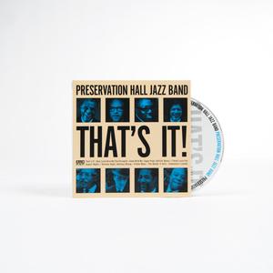 Preservationhalljazzband thatsit cd 02