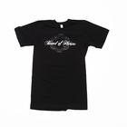 Bandofhorses tshirt black 01
