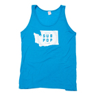 Subpop tanktop washingtonstate blue 01