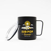 Subpop mug miir mountain black 01