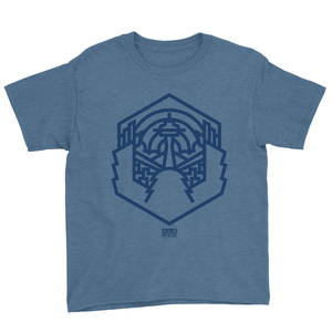Youthlogo t draplinblue