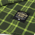 Subpop evergreenflannel green 04
