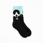 Subpop socks skyline 02