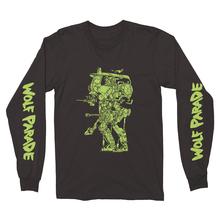 Wolfparade shirtmock