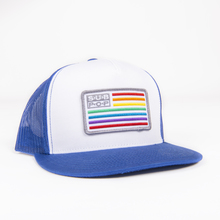Subpop hat trucker rainbowflagpatch 01