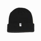 Subpop beanie logo tiny black 01