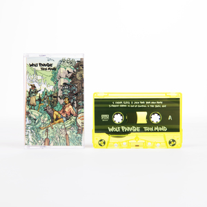 Wolfparade thinmind cassette 01
