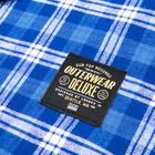 Subpop flannel blue 04