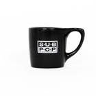 Subpop mugs logo baked black 01