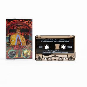 Shabazzpalaces thedonofdiamonddreams cassette 01