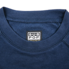 Subpop sweatshirt subfuzz navy 04