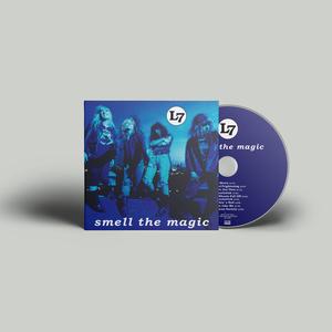 L cd mockup