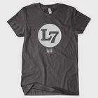 L7 shirt dark grey