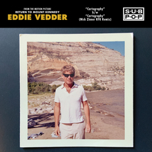 Eddievedder cartography cover 4000