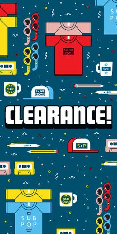 Clearance 300x600